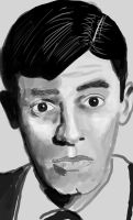 Jerry Lewis WIP by NeroUrsus
