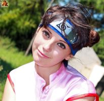 Tenten from Naruto by AliceCosplay