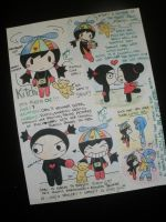 Pucca OC Kitchi by spacecake-0