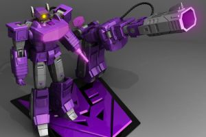 Shockwave by wizardofosmond