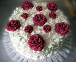 Rose Covered by PMconfection