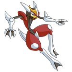 Pokemon Fusion Donation Prize: Shidyk 2 by MTC-Studio