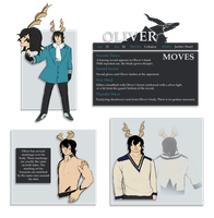 Oliver Reference by MissDurian