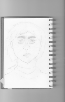 Grayscale Sketch Women by SketchyCAM