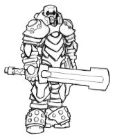 Old Armor Concept by ToddWestcot