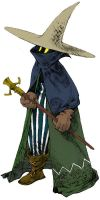 FFT Black Mage by HappyDolphinStudio
