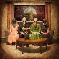Nuclear family 2 by Drive-On