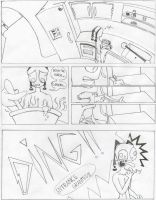 Bloodsport Pencil Pg 1 by swiblet
