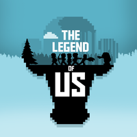 The Legend of Us Poster Design by Ben3555