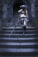 Skyrim Cosplay by emilyrosa