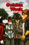 The Golden Week - Part 3 Cover by KimmySheppie