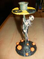 Jack the Candle holder by Felth