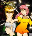 Falling Angel: Volume 6 Cover by DeathGoddess231