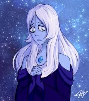 Blue Diamond by Novanani