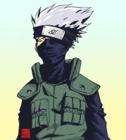Kakashi again... by bickbong