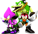 Team Chaotix! by NIBROCrock
