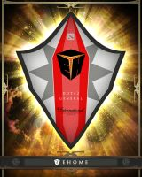TI5 Banner - 13 - Ehome by goldenhearted