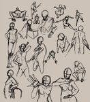 Poses for practice by keishajl