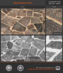 Stone Pattern 40.0 by Sed-rah-Stock