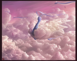 luvdisc in the sky wow by HeartGold