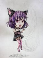Mayu chibi by jacobsmacob
