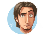 Flynn Rider by lalainelucero