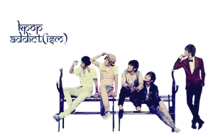 FT island. My first render XD by Daethil