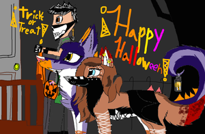 Happy Halloween! by 4ellyK