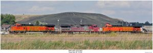 BNSF 4539, 679 and 5676 by hunter1828