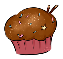 Cupcake by kr1st1naa