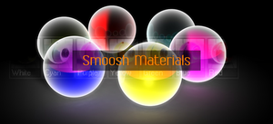 Smoosh Material Pack by AKLP
