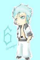 Grimmjow by CrazyKuri-chan