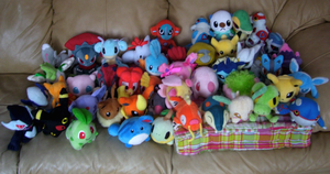 My Pokedoll Collection 4 by Fishlover