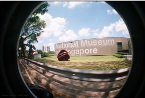 national museum singapore by nHieY