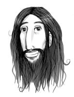 jesus lol by Claire-de-Lune
