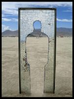 Mirror Man by psion005