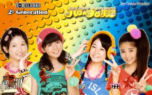 Wall S-mileage 2 gen winter 2012 ver by RainboWxMikA