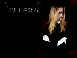 Hellsing movie wallpaper 3 by Notason89