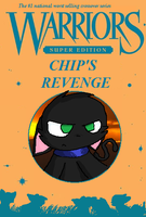 Warrior cookies - Chip's revenge by Chewythechuchu