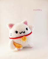 Luckycat by mochillery