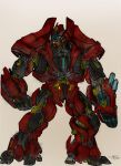 Ironhide protoforms by KIRILL-PREDATOR