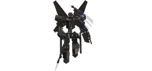 Harbinger, Large Robot Mode Model. by Shpleem