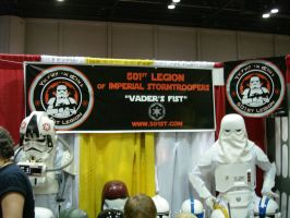 501st Booth by steveclaus