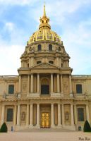 L'Hotel National des Invalides by MatusMajer