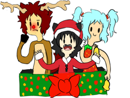 Merry Christmas! by PunkyGothic