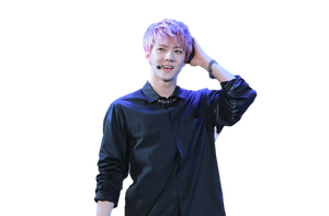 PNG Sehun by suetics