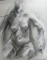 figure study I by claralenore