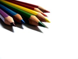 colored pencils 9 by silvaran