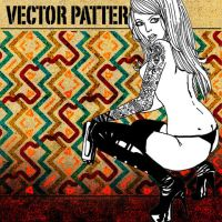 vector pattern 108 by paradox-cafe