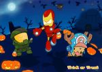 Carbot StarCrafts Halloween Fanillust(by.GumpGoon) by CountryGump
